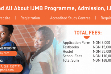 IJMB School Fees