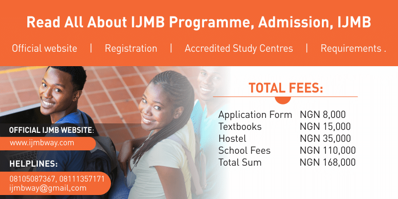 IJMB 2019/2020 Registration Closes