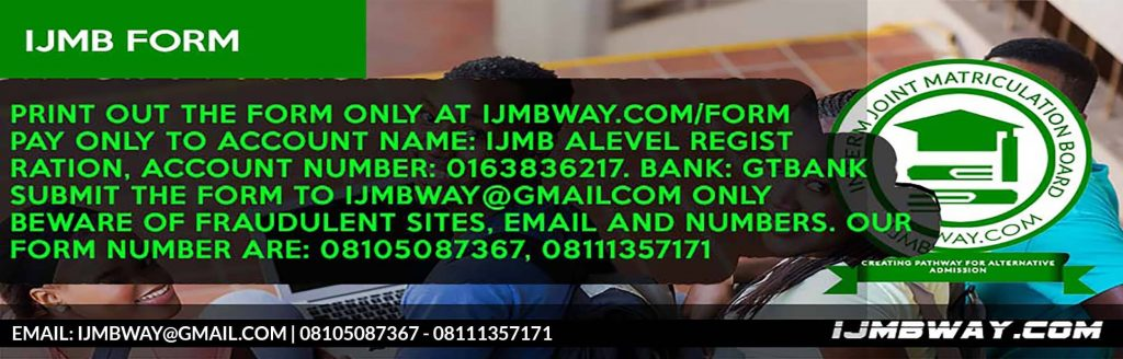 IJMB Form Website