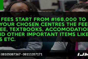 IJMB Tuition Website