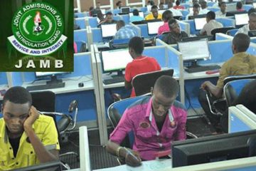 JAMB Cut-Off Mark