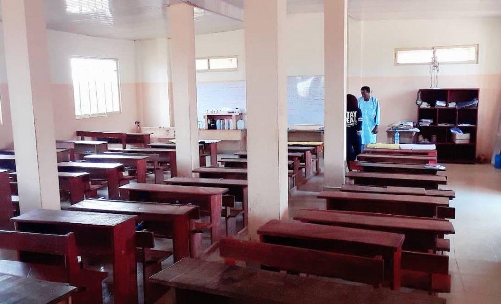 Edo ekpoma IJMB centre 2
